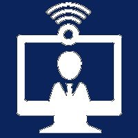 Videoconferência de demonstração do sistema OEE